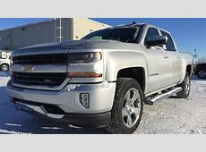 2017 Chevrolet Silverado 1500 Crew Cab Short Box *NEW