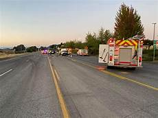 Hwy 30 Closed | update traffic crash highway 30 closed in scappoose highway now open news