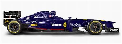 Classic F1 Liveries Super Imposed On 2013 Race Cars  Buro