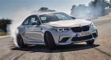 bmw is allegedly working an m2 track with 470 hp carscoops