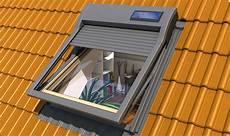 Dachfenster Mit Rollo - werso der dachfenster rollladen