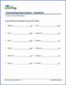 time conversion worksheets grade 3 3465 grade 3 time worksheet converting units of time k5 learning