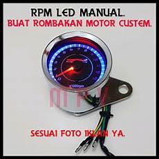 jual rpm led jarum universal motor di lapak mpv motor maju perkasa