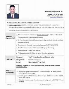 resume objective exles electrical engineering tipss