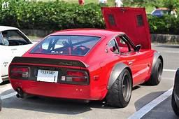 Red 240z  Nissan Z Car Pinterest