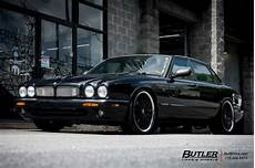 Jaguar Xj With 20in Coventry Whitley Wheels Exclusively