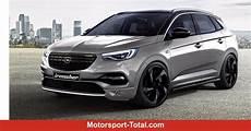 Opel Grandland X Optisches Irmscher Tuning Zum Markstart