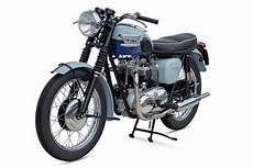 La Triumph Bonneville Une Moto De L 233 Gende Qui A Gagn 233