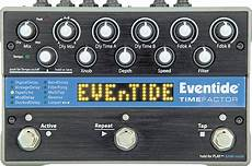 delay pedal with presets eventide timefactor delay pedal with 10 studio quality delay reverb
