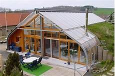 Kuppel Haus Bauen - glashaus zum wohnen ideen haus u garten glashaus