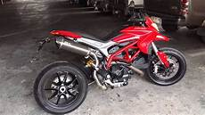 Ducati Hypermotard 821 Sc Project Oval
