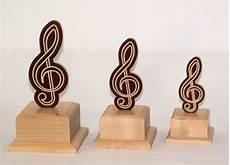 Notenschlüssel Aus Holz - klassik pokal holz