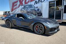 gray chevrolet c7 zr1 corvette ccw ts5v monoblock forged