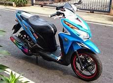 Vario 125 Modif Simple by Modifikasi Motor Honda Vario Techno 125 Modifikasi Motor