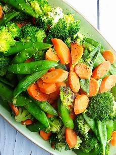 this simple and easy side dish of sauteed veggies is
