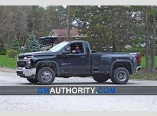 2020 Silverado HD Regular Cab Dually: Photo Gallery   GM