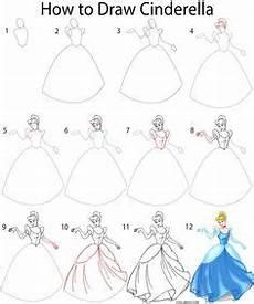 Malvorlagen Cinderella Tutorial Die 40 Besten Bilder Zu Disney Figuren Zeichnen Figuren