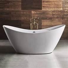 vasca da bagno in acrilico vasca da bagno freestanding in acrilico 172x76 5 h72 ovale