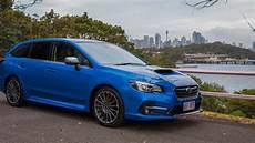 2018 Subaru Levorg 2 0 Sti Sport Review