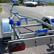 750 kg 4 5 m bootstrailer
