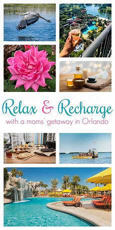 girls weekend ideas for a relaxing orlando mom cation
