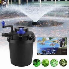 filtre biologique de bassin achat vente pas cher