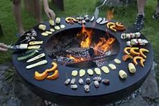 grillring gefertigt in bayern grillen feuer und spa 223 in