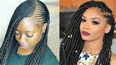 braids hairstyles 2019 braided hairstyles for black compilation