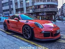 Porsche Gt3 Rs All Andorra