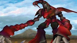 Image result for Ruby Weapon FF7