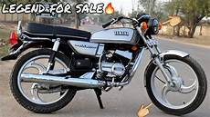 Rx 100 Modif by 25 Years Yamaha Rx 100 Best Modified