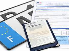 Quels Documents Pour Faire Sa Carte Grise Sur