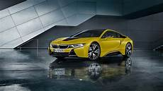 2017 Bmw I8 Protonic Frozen Yellow Edition Review Gearopen
