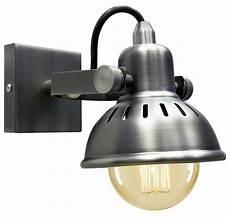 vintage adjustable swivel spotlight single wall light ceiling light 5055875552098 ebay
