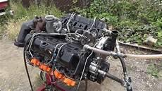 Chevy 6 5 Diesel Center Turbo Rebuild