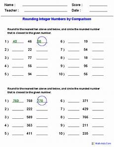 place value and rounding numbers worksheet 5625 pin on younger grades math