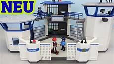 Playmobil Malvorlage Polizei Playmobil Polizei Kommandozentrale 6872 Auspacken Seratus1