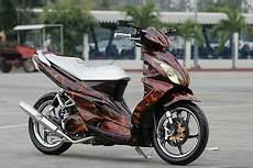 Modifikasi Suzuki Skywave by Next Modification Car And Motorcycle Sport Suzuki Skywave