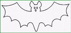 Malvorlage Fledermaus Umriss Einzahl Fledermaus Vorlage Nur F 252 R Sie