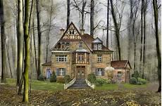 Meine Wald Villa Foto Bild Eine Vorlage Ein Bild