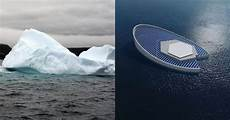 global warming this iceberg making submarine will re freeze melted polar ice reverse climate