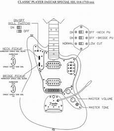 fender jaguar wiring diagram for 1963 jaguar wiring diagram