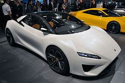 Lotus Concept Cars At 2010 Paris Motor Show