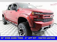 New 2020 Chevrolet Silverado 1500 RST 4D Crew Cab in