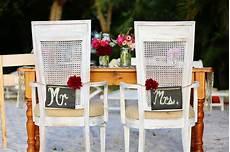 cute wedding reception chair on the beach decoration ideas