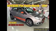 Flagra Fiat Punto Abarth 2017 Detalhes