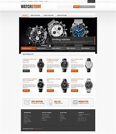 responsive watch store magento theme 44555