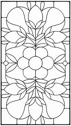 Floral Stained Glass Pattern Book floral stained glass pattern book stained glass panels