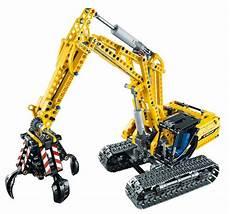 my lego style lego technic excavator 42006
