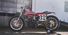 This Scary Tz750 Flat Track Racer Is Also